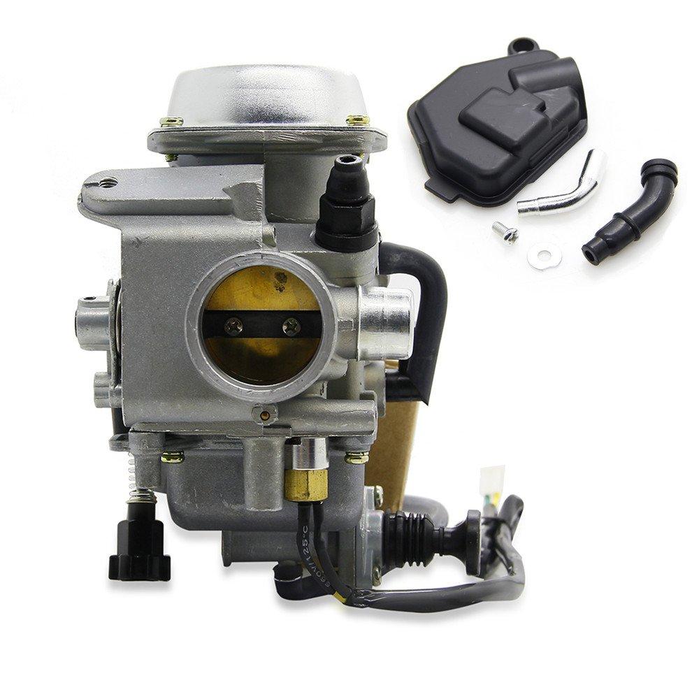 ATV Carburetor for Honda TRX350 Foreman 450 TRX 450 TRX450ES TRX450FE TRX450FM TRX450S Carb Rancher 350ES/FE/FM/TE/TM TRX 300 ATV Carb Carburetor