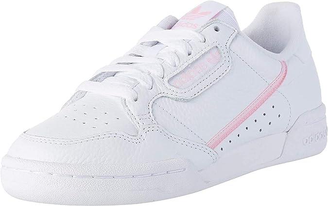 adidas Continental 80 W, Zapatillas de Deporte para Mujer