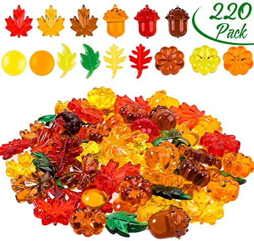 Whaline Decorations Thanksgiving Preschool Counting product image