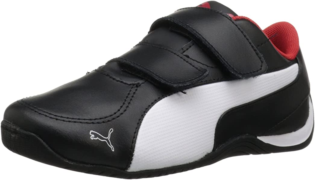 2a45afd510b PUMA Drift Cat 5 V Leather Sneaker (Toddler Little Kid)