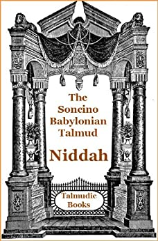 Talmud Niddah (Soncino Bablylonian Talmud Book 52) by [Slotki, Israel]