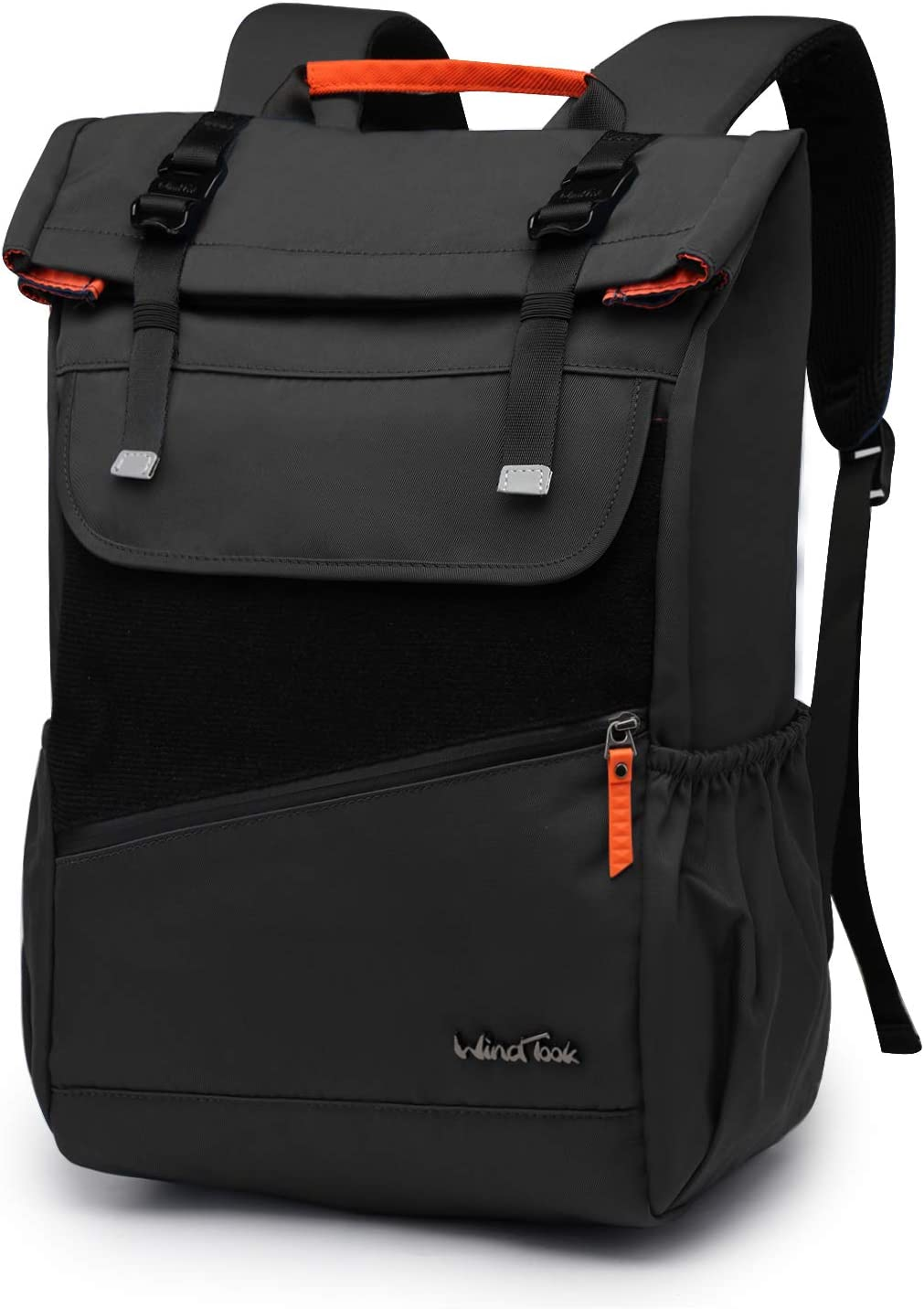 WindTook Laptop Backpack for Women and Men Travel Computer Bag School College Daypack Suits 15.6 Inch Notebook
