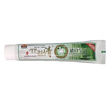 Amazon Com Bamboo Salt Toothpaste Fresh Breath Whitening Teeth