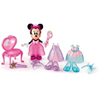 IMC Toys - Minnie Fashionista Princesse - Fig 15 cm - 182172 - Disney
