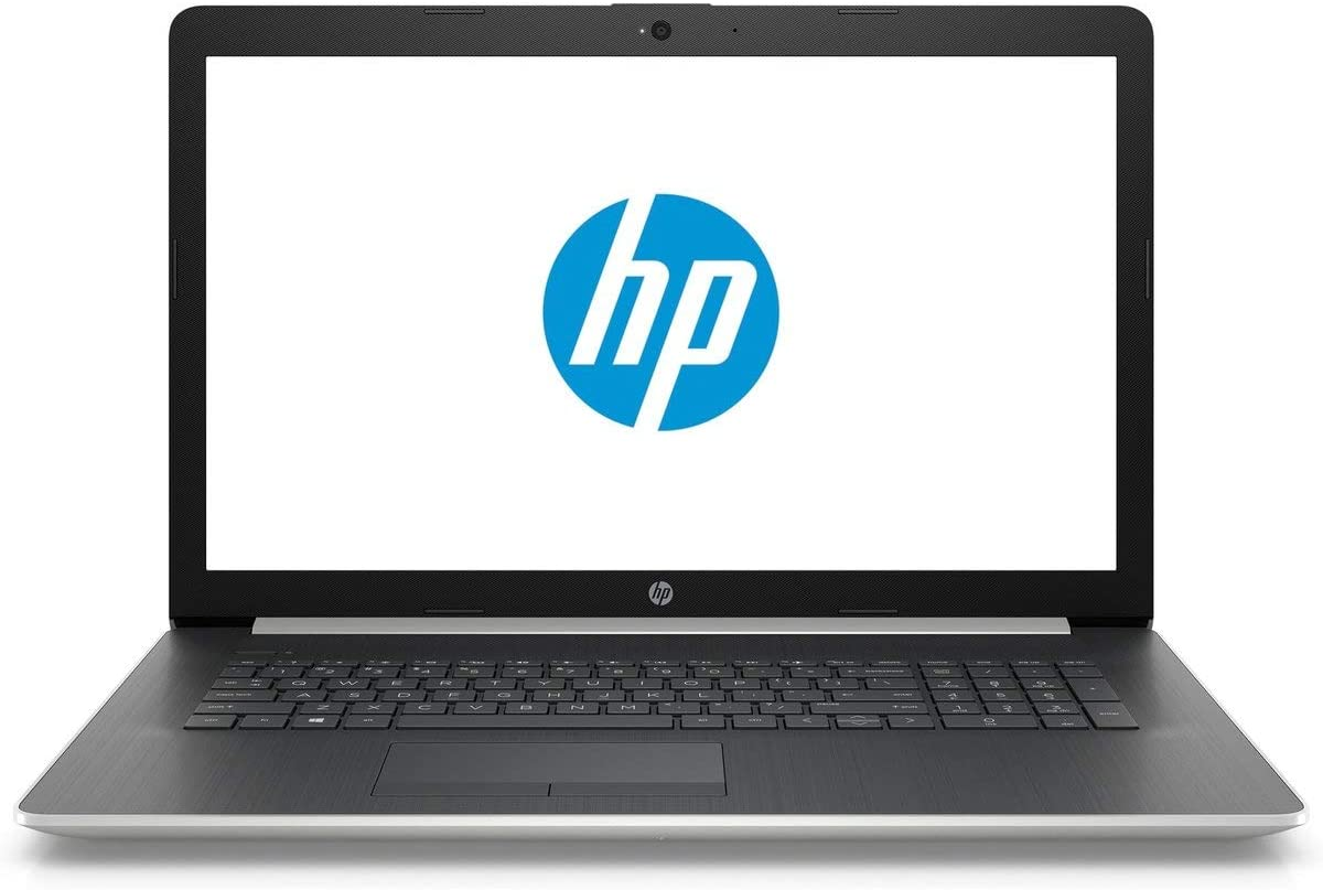 HP 17.3in 17-by0053cl HD Touchscreen Notebook Computer, Intel Core i5-8250U, Windows 10 Home (Renewed)