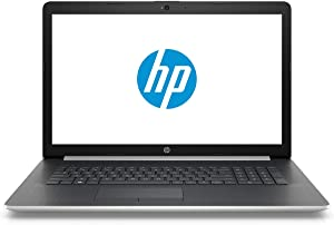 "HP 17 Business Laptop - Linux Mint Cinnamon - Intel Quad-Core i5-8265U, 8GB RAM, 1TB HDD, 17.3"" Inch HD+ (1600x900) Display, SD Card Reader, DVD+-RW Burner"