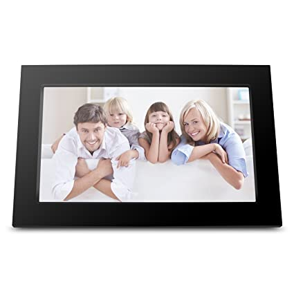 Amazon.com : View Sonic VFA720W-50 7-Inch Digital Picture Frame ...