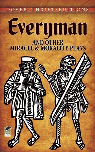 critical essays on everyman Destroyed but not defeated: hemingway's the old man and the sea: a psychotherapeutic story  an everyman, heroic in the face of human tragedy, or the oedipal male.