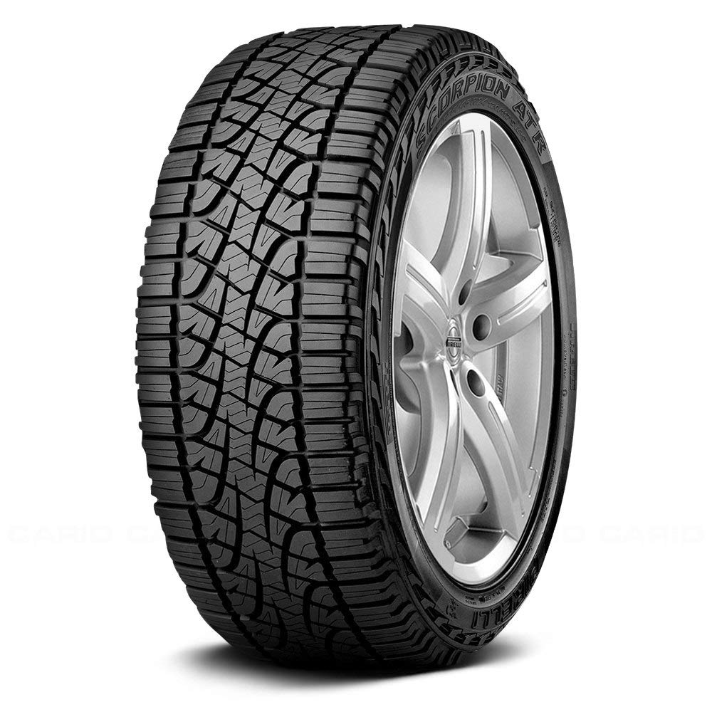 LT325//45R24 Pirelli Scorpion ATR All Terrain 10 Ply E Load Tire 325 45 24