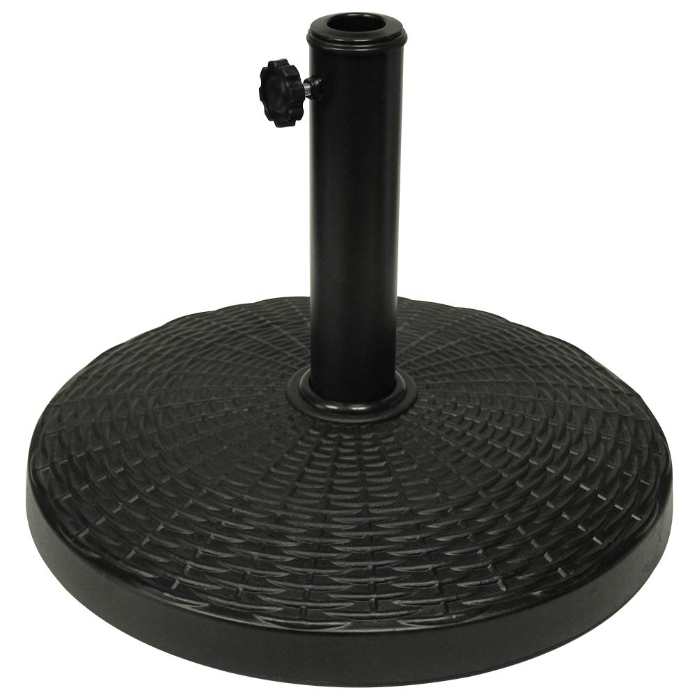 Blissun 22lb Heavy Duty Patio Market Umbrella Base Stand by Blissun (Image #1)