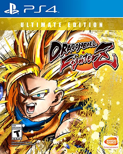 Dragon Ball Fighterz - Ultimate Edition - PS4 [Digital Code] by BANDAI NAMCO GAMES AMERICA INC.