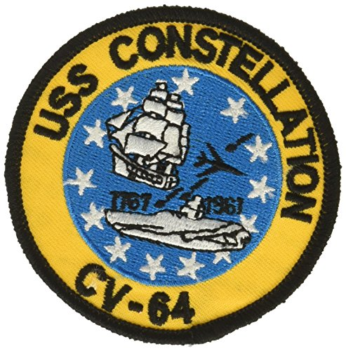 Buy uss constellation patches BEST VALUE, Top Picks Updated + BONUS