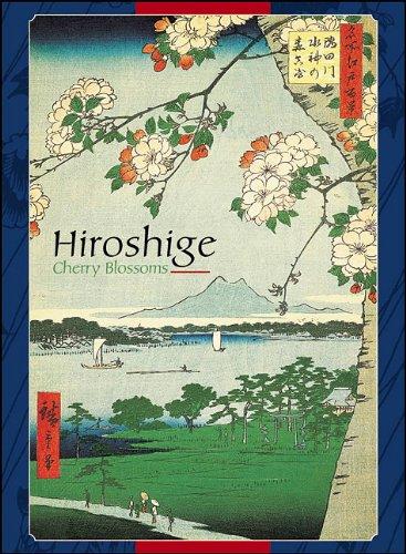 Books : Notecards-Hiroshige Cherr-20pk