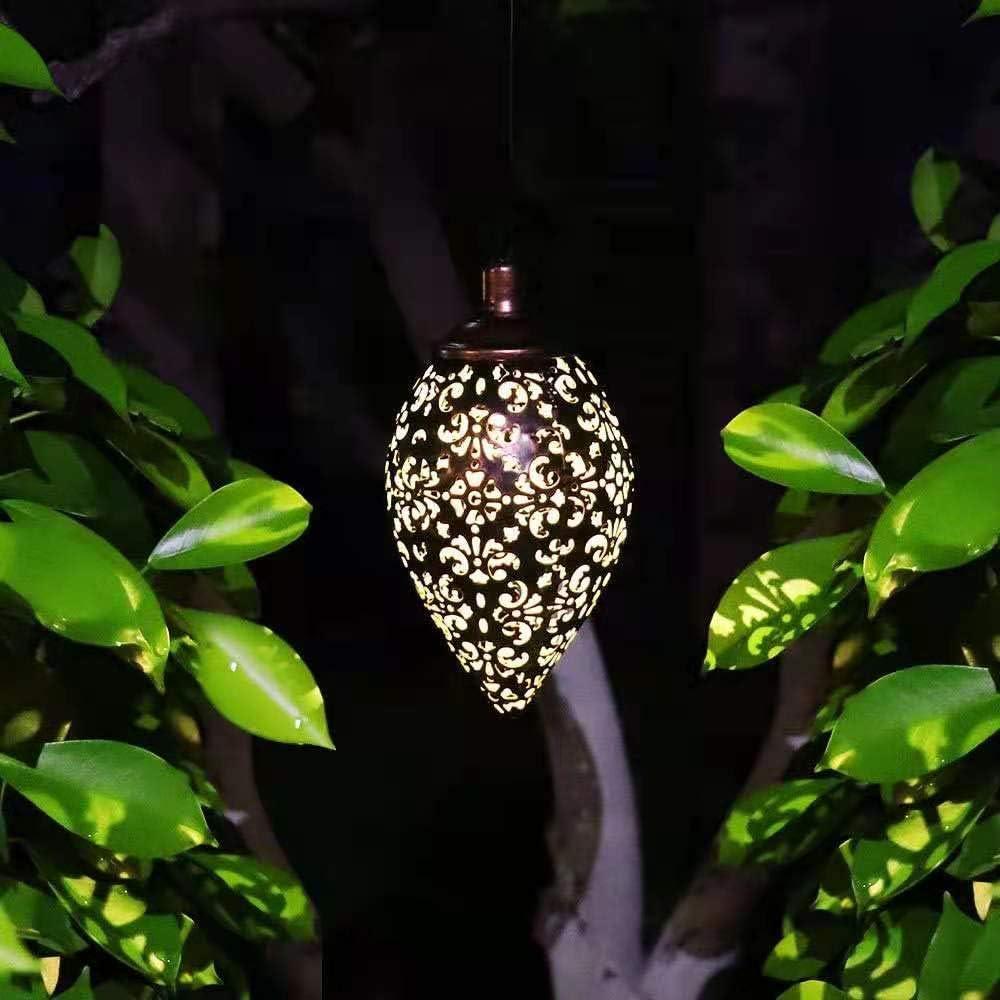 WELIGHT Solar Light Chime (Olive)