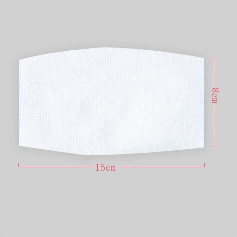 100 Pezzi ABCCC Filtro,Filtro ma-SCH-Era Cotone Filtro Cotone L1