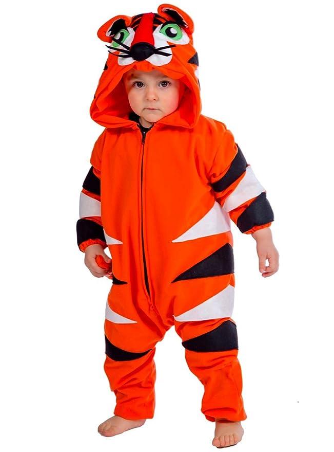 Disfraz de Tigre para bebé de 18 meses: Amazon.es: Juguetes y juegos