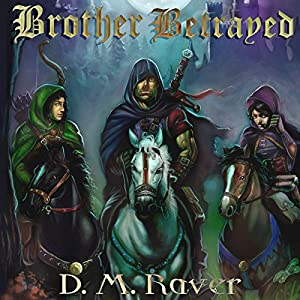 Brother Betrayed Audiobook