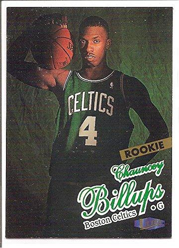 Chauncey Billups Boston Celtics 1997-98 Fleer Ultra Rookie Basketball Card #127