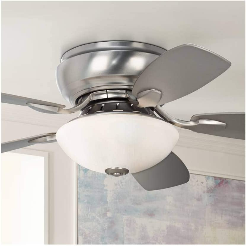 "44"" Casa Habitat Modern Hugger Ceiling Fan"