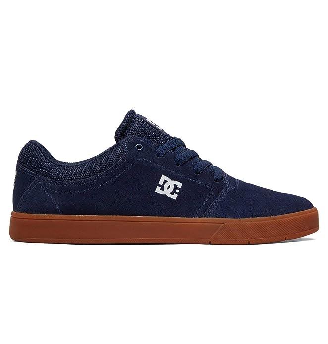 DC Shoes Crisis Sneakers Skateboardschuhe Herren Erwachsene Blau (Navy Blue)
