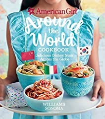 Featuring more than 50 recipes for kid-friendly dishes from different countries, American Girl Around the World Cookbook will inspire young chefs to taste and learn about new cuisines while perfecting kitchen skills.In this fifth cookbook fr...