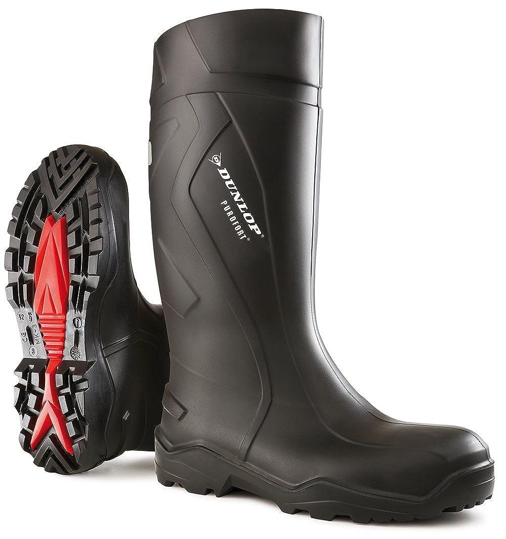 Dunlop , Chaussures de sécurité pour homme Noir noir Chaussures de sécurité pour homme Noir noir