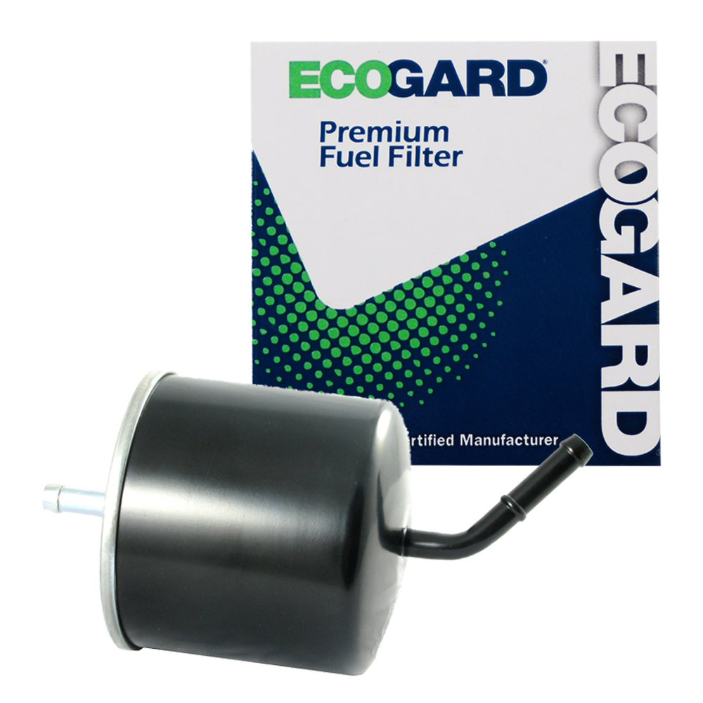 1990 Jeep Wrangler Fuel Filter Ecogard Xf64795 Engine Premium Replacement Fits Mazda 626 Mx 6 Ford Probe Automotive
