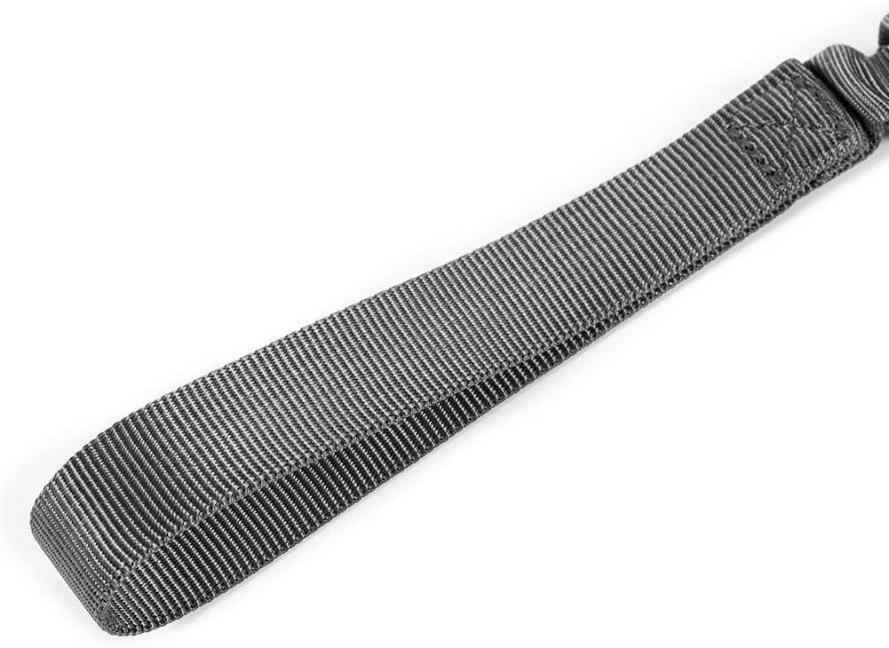 118,1 cm L/änge 85,1 cm OneTigris Flexi Hundeleine F/ührleine Nylon mit Halteschlaufen 33,5-46,5