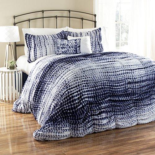 Fashion Street 5 Piece Pebble Creek Comforter