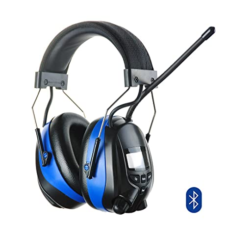 Protear hearing protector with bluetooth and mp3amfm digital protear hearing protector with bluetooth and mp3amfm digital radio with a stopboris Gallery