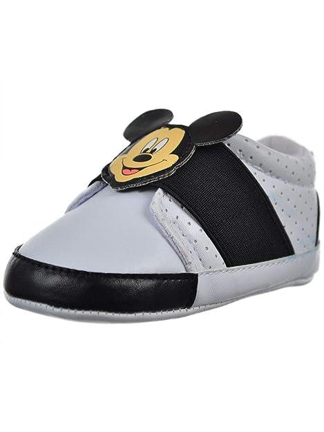 Disney Mickey Mouse - Zapatillas sin Cordones para niños, Multi ...