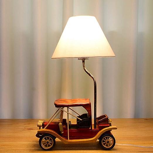 Rishx Lámpara clásica clásica Francesa Lámpara de Mesa del ...