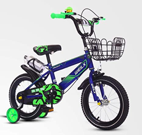 ZXNM Al Aire Libre Niño Bicicleta,Niño Y Niña Bicicleta,12 ...