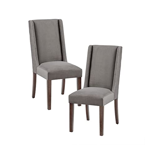 Astounding Madison Park 1234 Jla Home 176 Brody Wing Dining Chair Set Of 2 Light Brown See Gmtry Best Dining Table And Chair Ideas Images Gmtryco