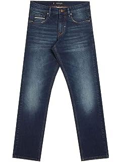 4cad4d482de Mish Mash Men's 1984 Tapered Cortez Jeans Dark Wash (30R): Amazon.co ...