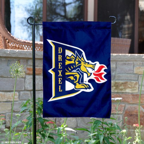 Drexel University Garden Flag And Yard Banner