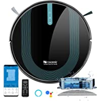 Proscenic 850T Robot Vacuum Cleaner, 3000Pa Strong Suction Robotic Vacuum and Mop, App and Alexa Voice Control, Super…
