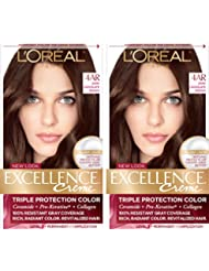 L'Oréal Paris Excellence Créme Permanent Hair Color,...