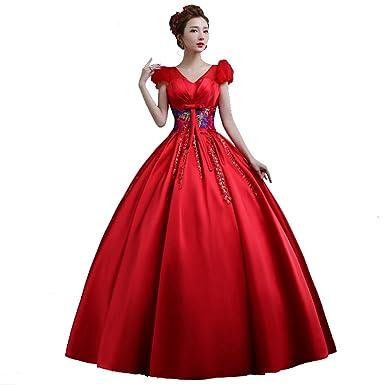 145b52029a7f4 cnstone カラードレス 演奏会用ドレス ウェディングドレス ロングドレス プリンセスライン 全4色
