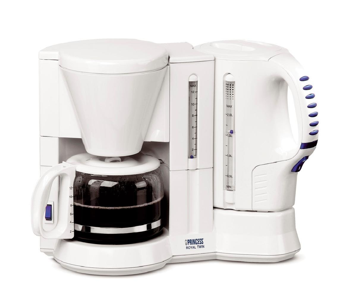 Princess Royal Twin, Blanco, 3050 W, 240 MB/s - Máquina de café ...