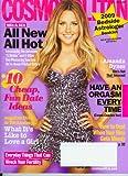 Cosmopolitan January 2009 Amanda Bynes ((Plus 2009 Bedside Astrologer Booklet))