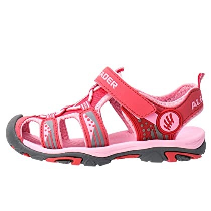 82e09e4fd51e ... ALEADER Kids Youth Sport Water Hiking Sandals (Toddler Little Kid Big  Kid) ...