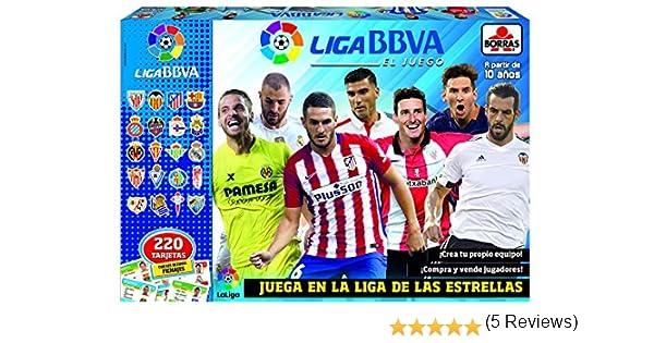 Educa Borrás - Liga El Juego 2015-2016 (16596): Amazon.es: Juguetes y juegos