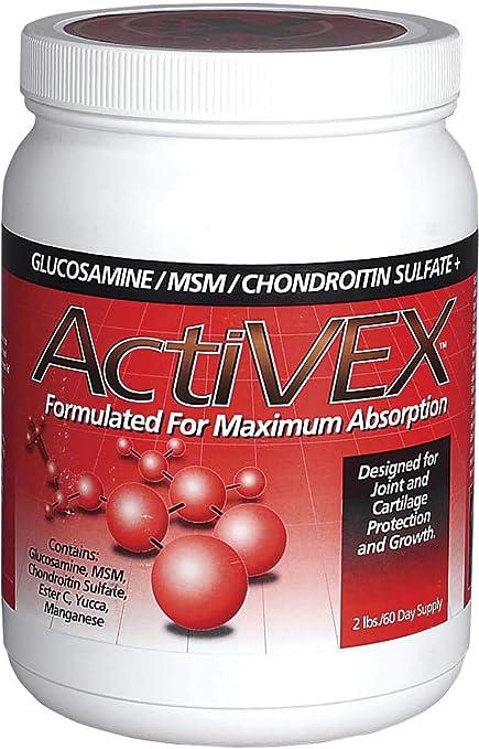 condroitină maximă glucozamină