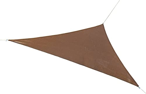 Coolaroo Ready-to-Hang Triangle Shade Sail Canopy