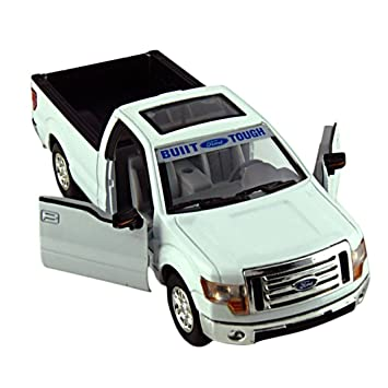 Car Toys 132 Ford Truck F 150 Model Cars White