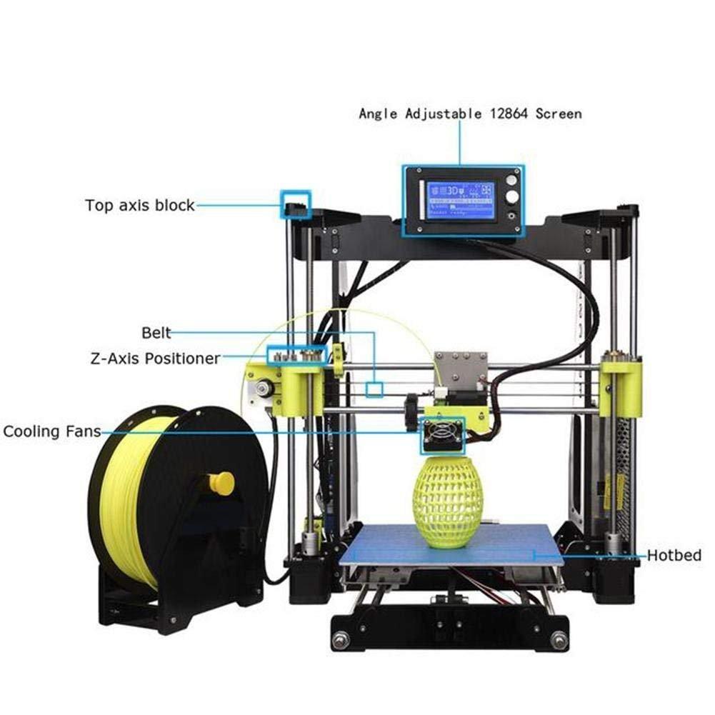 Impresoras 3D Kit De Bricolaje Nivelación Automática con Gran ...