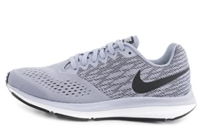 424c5bafc81bd Image Unavailable. Image not available for. Colour  Nike Zoom Winflo Kids  Unisex Grey Running Shoes Trainers