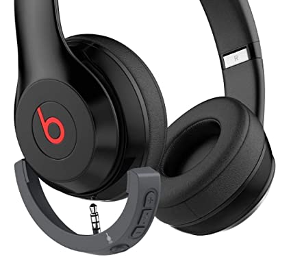 Beats Solo 2 - Adaptador inalámbrico Bluetooth AirMod para Auriculares Beats Solo2 - Beats auriculares no