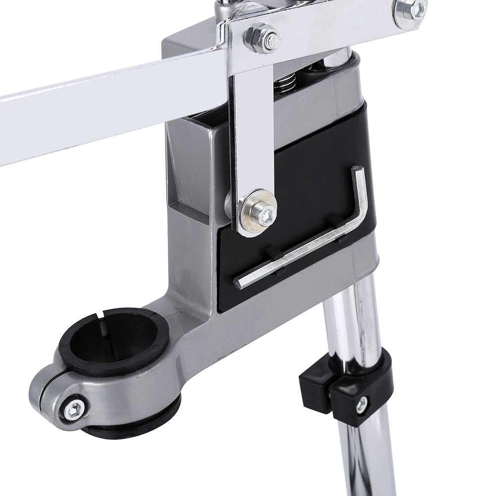 Yosoo Drill Stand Holder, Adjustable Bench Clamp Drill Press Stand Workbench Repair Tool for Drilling Collet Workshop Universal by Yosoo (Image #6)